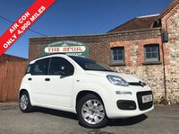 USED 2017 17 FIAT PANDA 1.2 EASY 5d 69 BHP One Lady Owner, Only 4,900 Miles, Air Conditioning.