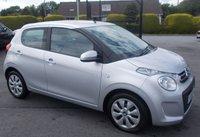 2015 CITROEN C1 1.0 FEEL 5d 68 BHP FREE ROAD TAX £5495.00