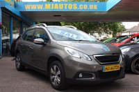 2014 PEUGEOT 2008 1.4 HDI ACTIVE 5dr 68 BHP £SOLD