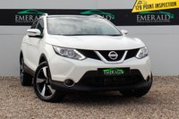 USED 2016 16 NISSAN QASHQAI 1.6 DCI N-TEC PLUS XTRONIC 5d AUTO 128 BHP £0 DEPOSIT FINANCE AVAILABLE, AIR CONDITIONING, BLUETOOTH CONNECTIVITY, CLIMATE CONTROL, CRUISE CONTROL, DAB RADIO, DAYTIME RUNNING LIGHTS, ELECTRONIC PARKING BRAKE, KEYLESS START, PANORAMIC ROOF, REVERSE CAMERA FRONT & REAR, SATELLITE NAVIGATION, START/STOP SYSTEM, STEERING WHEEL CONTROLS, TOUCH SCREEN AUX/CD/RADIO
