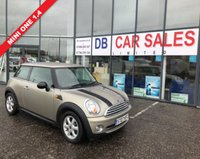 USED 2007 07 MINI HATCH ONE 1.4 ONE 3d 94 BHP NO DEPOSIT AVAILABLE, DRIVE AWAY TODAY!!