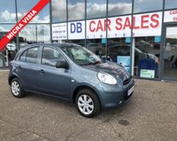 USED 2012 12 NISSAN MICRA 1.2 VISIA 5d 79 BHP NO DEPOSIT AVAILABLE, DRIVE AWAY TODAY!!