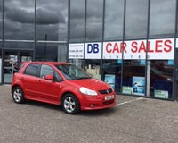 USED 2010 10 SUZUKI SX4 1.6 AERIO 5d 118 BHP NO DEPOSIT AVAILABLE, DRIVE AWAY TODAY!!