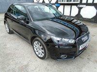 2013 AUDI A1 1.2 TFSI SPORT 3d 84 BHP £8997.00