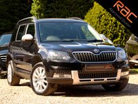 USED 2014 14 SKODA YETI 2.0 OUTDOOR ELEGANCE TDI CR 5d 138 BHP