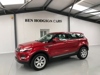 2013 LAND ROVER RANGE ROVER EVOQUE 2.2 TD4 PURE TECH 5d 150 BHP £19995.00
