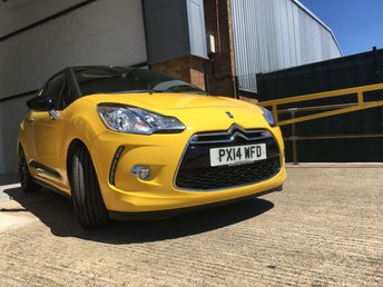 2014 CITROEN DS3 1.6 E-HDI DSTYLE PLUS 3d 90 BHP £6250.00