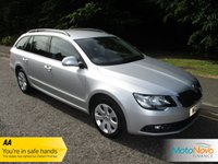 2015 SKODA SUPERB 1.6 S TDI CR 5d 104 BHP £8500.00