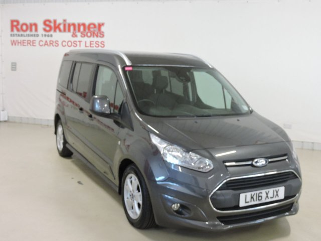 View our 2016 16 FORD GRAND TOURNEO CONNECT 1.5 TITANIUM TDCI 5d 118 BHP