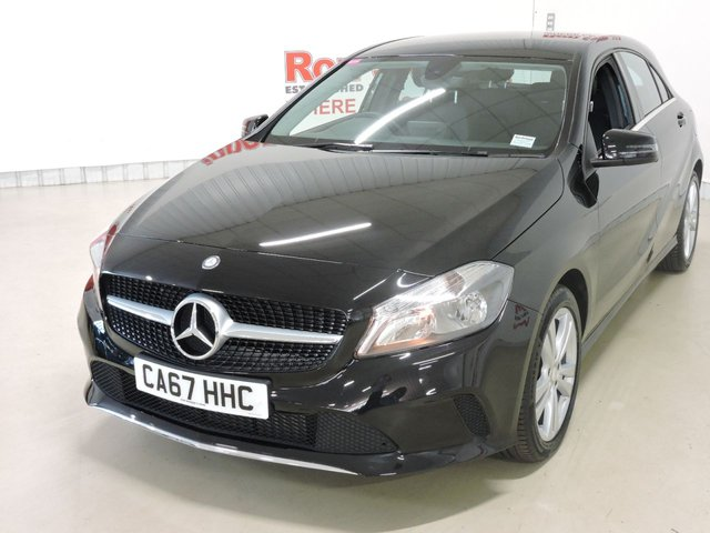 View our 2017 67 MERCEDES-BENZ A-CLASS 1.5 A 180 D SPORT 5d 107 BHP