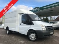 USED 2007 07 FORD TRANSIT BT BOX VAN 2.4 350 MWB 1d 100 BHP Direct From BT, One Owner, Mobile Workshop, Box Van, Only 58,000 Miles.