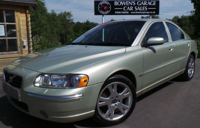 2006 56 VOLVO S60 2.4 SE D5 4d AUTO 183 BHP