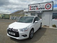 USED 2015 15 CITROEN DS4 1.6 E-HDI DSIGN 115 BHP £45 PER WEEK, NO DEPOSIT - SEE FINANCE LINK