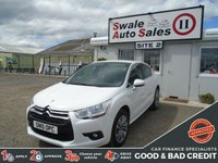 USED 2015 15 CITROEN DS4 1.6 E-HDI DSIGN 115 BHP GOOD AND BAD CREDIT SPECIALISTS! APPLY TODAY!