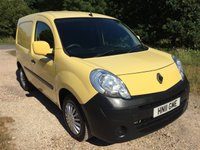 USED 2011 11 RENAULT KANGOO 1.5 ML19 DCI 1d 68 BHP Belts Done At 90k, S/History