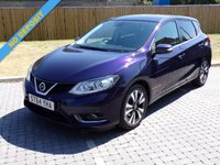 USED 2015 64 NISSAN PULSAR 1.5 N-TEC DCI 5d 110 BHP Fantastic Driving Position with Loads of Room for the Family