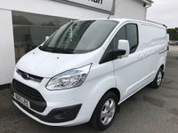 2015 FORD TRANSIT CUSTOM 290 LIMITED 2.2 TDCi 125 6-SPEED L1 H1 SWB £SOLD