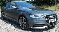 USED 2014 64 AUDI A6 3.0 TDI QUATTRO S LINE BLACK EDITION 4d AUTO 313 BHP