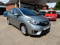 USED 2016 66 HONDA JAZZ 1.3 I-VTEC S 5d AUTO 101 BHP ONE OWNER,FULL HISTORY,TWO KEYS,BLUETOOTH,USB AND AUX