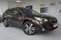 USED 2018 18 SUBARU OUTBACK 2.5 SE Premium CVT Ivory  BRAND NEW UNREGISTERED -  LIMITED EDITION