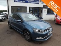 USED 2015 15 VOLKSWAGEN POLO 1.0 SE 3d 60 BHP