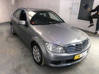 2011 MERCEDES-BENZ C CLASS 1.8 C180 CGI BLUEEFFICIENCY SE 4d 156 BHP £7995.00