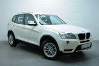 2014 BMW X3 2.0 SDRIVE18D SE 5d 141 BHP £10795.00
