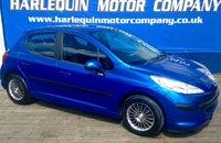 2007 PEUGEOT 207 1.6 S 5d 89 BHP £2299.00