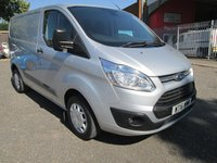 2016 FORD TRANSIT CUSTOM 290 TREND SWB L1 Low Roof 125 PS *BLUETOOTH + CRUISE* £SOLD