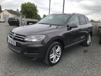 USED 2011 VOLKSWAGEN TOUAREG 2.7 V6 SE TDI BLUEMOTION TECHNOLOGY 5d AUTO 242 BHP