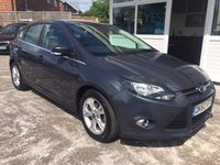 USED 2012 62 FORD FOCUS 1.6 ZETEC 5d LATEST SHAPE - AUTOMATIC - STUNNING VALUE
