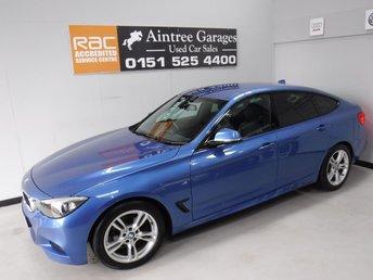 2013 BMW 3 SERIES 2.0 320D M SPORT GRAN TURISMO 5d 181 BHP £14000.00