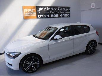 2011 BMW 1 SERIES 2.0 118D SE 5d 141 BHP £9000.00