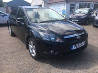 USED 2011 11 FORD FOCUS 1.8 ZETEC 5d 125 BHP FULL SERVICE HISTORY / VOICE COMM / NICE MILEAGE