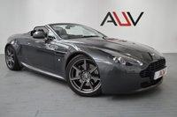 USED 2011 11 ASTON MARTIN VANTAGE 4.7 AM1 2d AUTO 420 BHP