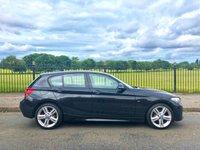 2014 BMW 1 SERIES 1.6 116I M SPORT 5d 135 BHP £10995.00