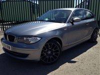 2009 BMW 1 SERIES 2.0 116I SPORT 3d 121 BHP M-SPORT A/C UPGRADED ALLOYS MOT 06/19 £3990.00