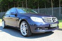 2011 MERCEDES-BENZ C CLASS 2.1 C220 CDI EXECUTIVE SE 4d 170 BHP £6500.00