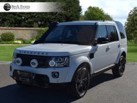 USED 2014 64 LAND ROVER DISCOVERY 4 3.0 SDV6 HSE 5d AUTO 255 BHP