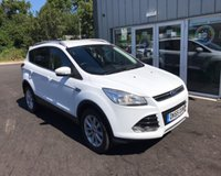 USED 2015 65 FORD KUGA 2.0 TDCI TITANIUM 150 BHP THIS VEHICLE IS AT SITE 1 - TO VIEW CALL US ON 01903 892224