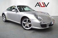 USED 2009 09 PORSCHE 911 3.6 CARRERA 4 PDK 2d AUTO 345 BHP