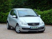 2012 MERCEDES-BENZ A CLASS 1.5 A160 CLASSIC SE 5d AUTO 95 BHP £5970.00