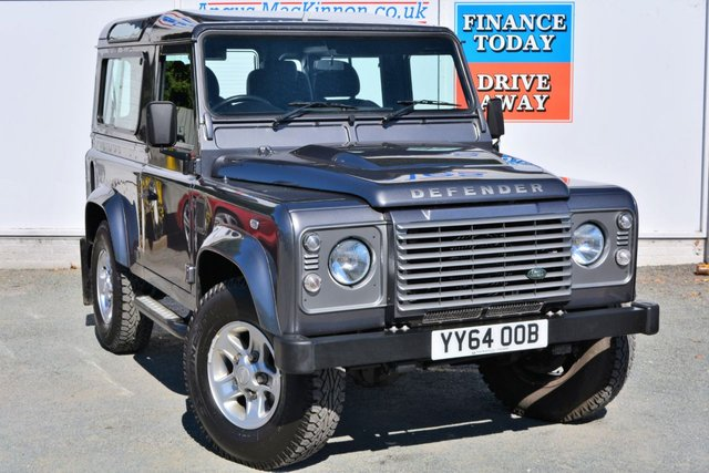 2014 64 LAND ROVER DEFENDER 90 2.2 TD XS STATION WAGON