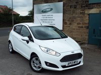 USED 2013 13 FORD FIESTA 1.6 ZETEC 5d AUTO 104 BHP One Owner Full Ford Service History