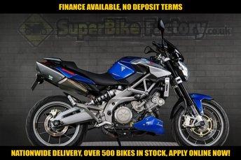 2010 APRILIA SHIVER SL 750cc ABS  £3491.00