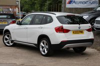 USED 2012 12 BMW X1 2.0 XDRIVE18D SE 5d 141 BHP