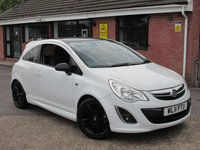 2011 VAUXHALL CORSA 1.2 LIMITED EDITION 3dr £3990.00