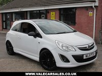 2011 VAUXHALL CORSA 1.2 LIMITED EDITION 3dr £4490.00