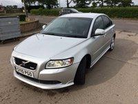 2010 VOLVO S40 1.6 D DRIVE R-DESIGN 4d 109 BHP £4995.00