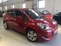 USED 2011 61 HYUNDAI IX20 1.6 ACTIVE 5d AUTO 123 BHP